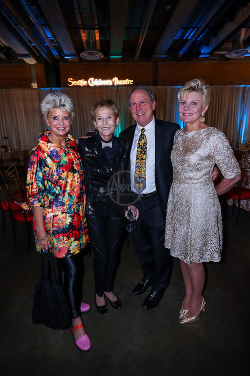 Seattle Children's Theatre Gala honoring Linda Hartzell. Photo by Alabastro Photography.