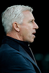 Newcastle United Manager Alan Pardew looks on - Photo mandatory by-line: Rogan Thomson/JMP - 07966 386802 - 21/12/2014 - SPORT - FOOTBALL - Newcastle upon Tyne, England - St James' Park - Newcastle United v Sunderland - Tyne-Wear derby - Barclays Premier League.