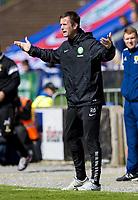 23/08/14 SCOTTISH PREMIERSHIP<br /> ICT v CELTIC (1-0)<br /> TULLOCH CALEDONIAN STADIUM - INVERNESS<br /> Celtic manager Ronny Deila