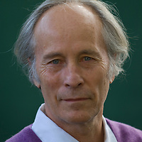 EDINBURGH, SCOTLAND - AUGUST20. Richard Ford poses during a portrait session held at Edinburgh Book Festival on August 20, 2007  in Edinburgh, Scotland. (Photo by Marco Secchi/Getty Images).