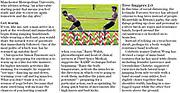 The Daily Telegraph newspaper cutting