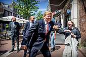 Koning bezoekt Buitengewoon Opsporingsambtenaren in Leiden