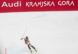 HERBST Reinfried of Austria competes during 2nd Run of Men Slalom race of FIS Alpine Ski World Cup 54th Vitranc Cup 2015, on March 15, 2015 in Kranjska Gora, Slovenia. Photo by Vid Ponikvar / Sportida