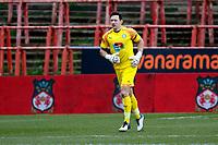Ben Hinchliffe. Wrexham AFC 0-3 Stockport County FC. Vanarama National League. The Racecourse Ground. 10.4.21