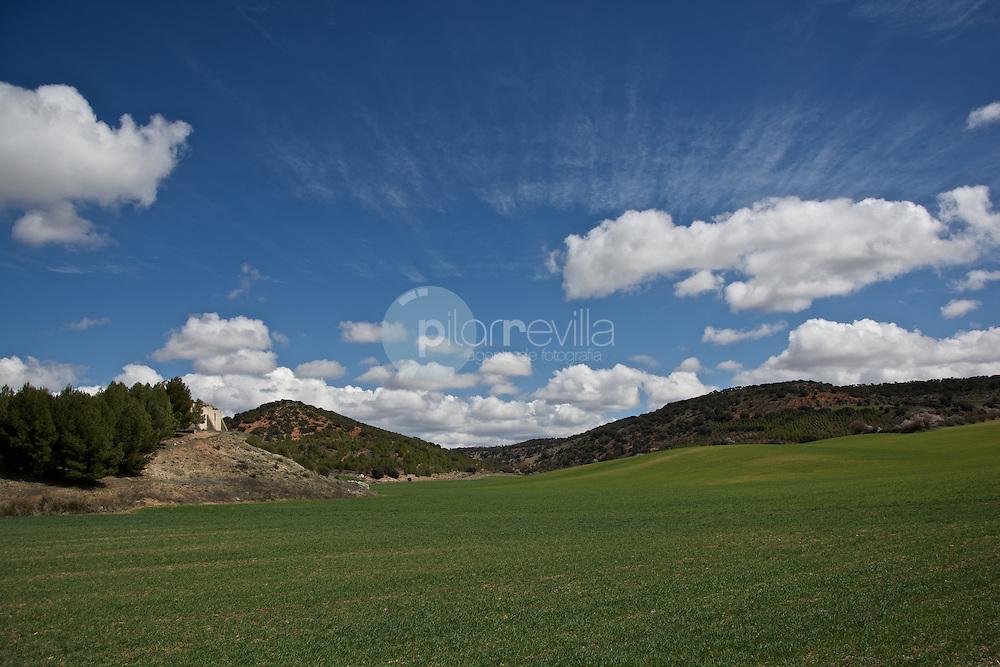 Campos de Cuenca ©Jose Redondo Villalon / PILAR REVILLA