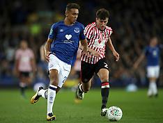 Everton v Sunderland - 20 September 2017