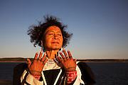 near Kuujjuaq, Nunavik, July 17, 2015. Photograph by Todd Korol for The Toronto Star