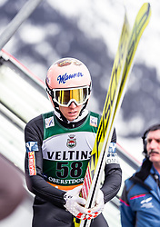 01.02.2019, Heini Klopfer Skiflugschanze, Oberstdorf, GER, FIS Weltcup Skiflug, Oberstdorf, im Bild Stefan Kraft (AUT) // Stefan Kraft of Austria during the FIS Ski Flying World Cup at the Heini Klopfer Skiflugschanze in Oberstdorf, Germany on 2019/02/01. EXPA Pictures © 2019, PhotoCredit: EXPA/ JFK