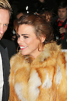 Billie Piper, London Evening Standard Theatre Awards, The Savoy Hotel, London UK, 17 November 2013, Photo by Richard Goldschmidt