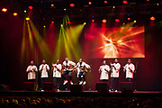 Repro Free: Ladysmith Black Mambazo at The Absolute Big Top  during the 40th Galway International Arts Festival. Photo:Andrew Downes, xposure .