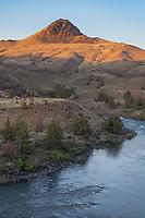 John Day River near Burnt Ranch, Oregon