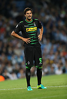 Football - 2016 / 2017 Champions League - Group C : Manchester City v Borussia Monchengladbach - The Ethiad Stadium <br /> <br /> Tobias Strobl of Borussia Monchengladbach during match between Manchester City and Borussia Monchengladbach at The Ethiad Stadium <br /> <br /> COLORSPORT/LYNNE CAMERON