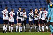 Bolton Wanderers v Cambridge United 090321