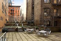 Garden at 100 West 89th Street