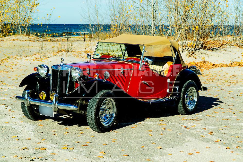1953 MG Grand Duchess