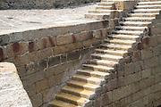 Harbour steps