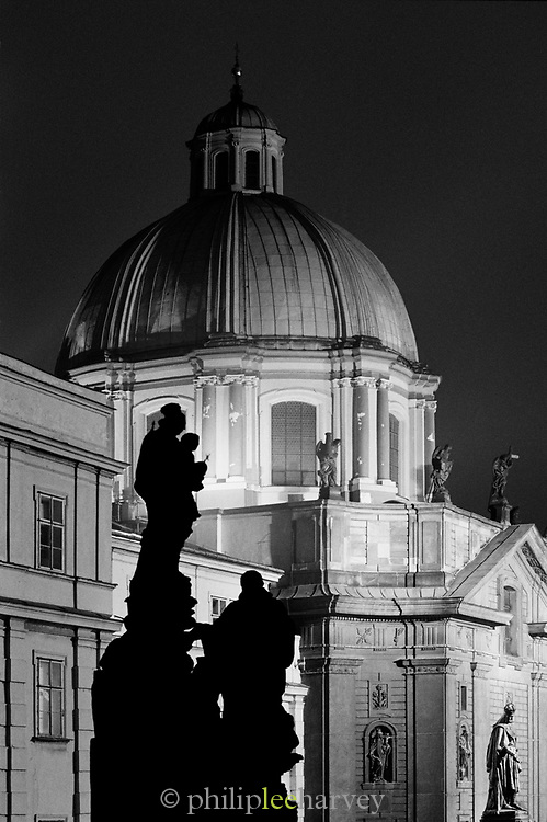 The Church of St Francis, Prague, Czech Republic