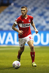 Middlesbrough's Muhamed Besic in action