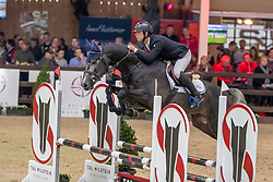 De Mol Max, NED, Sir Grand Cru<br /> Pavo Hengstencompetitie<br /> Azelhof Lier 2020<br /> © Hippo Foto - Dirk Caremans