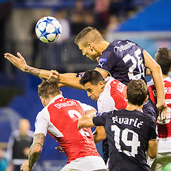 20150916: CRO, Football - UEFA Champions League 2015/16, NK Dinamo Zagreb vs Arsenal