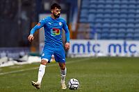 Macauley Southam-Hales. Stockport County FC 2-2 Altrincham FC. Vanarama National League. 2.1.21