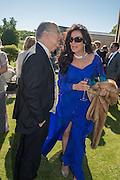 DAVID BUCHLER; NANCY DELL D'OLIO, Opening of Grange Park Opera, Fiddler on the Roof, Grange Park Opera, Bishop's Sutton, <br /> Alresford, 4 June 2015