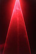 a laser light beam