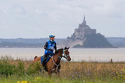 Josefina Chas, (ARG), Riverwatch<br /> Alltech FEI World Equestrian Games™ 2014 - Normandy, France.<br /> © Hippo Foto Team - Leanjo de Koster<br /> 25/06/14