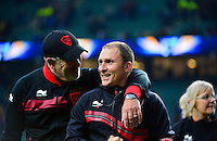 Joie Toulon - Jacques DELMAS / Pierre MIGNONI - 02.05.2015 - Clermont / Toulon - Finale European Champions Cup -Twickenham<br />