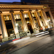 Kansas City Central Branch of the Kansas City Library, 14 West 10th Street in downtown KCMO.