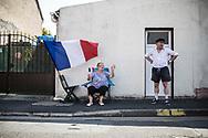 04072015. La Ferté-Imbault (Loir-et-Cher). 3ème édition de la fête de la Violette organisée par la Droite forte avec Nicolas Sarkozy.