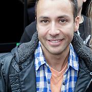 NLD/Amsterdam/20120501 - Backstreet Boys in Amsterdam, Howie D., Howie Dorough