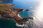 Puhu Pe'e, Sweetheart Rock, Manele Bay, Lanai, Hawaii