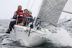 , Kiel - Kieler Woche 17. - 25.06.2017, J - 80 - GER 1032 - Frida - Torsten VOSS - Flensborg Yacht Club e. V