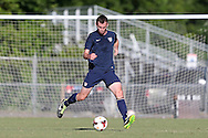 24 May 2014: USA Under-20's Connor Donovan. The Under-20 United States Men's National Team played a scrimmage against the Wilmington Hammerheads at Dail Soccer Field in Raleigh, North Carolina. Wilmington won the game 4-2.