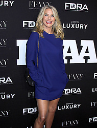 Model Christine Brinkley attends the FN Achievement Awards in new York City, New York. 29 Nov 2016 Pictured: Christie Brinkley. Photo credit: American Foto Features / MEGA TheMegaAgency.com +1 888 505 6342