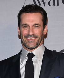 October 24, 2016 - Los Angeles, California, U.S. - Jon Hamm arrives for the InStyle Awards 2016 at the Getty Center. (Credit Image: © Lisa O'Connor via ZUMA Wire)