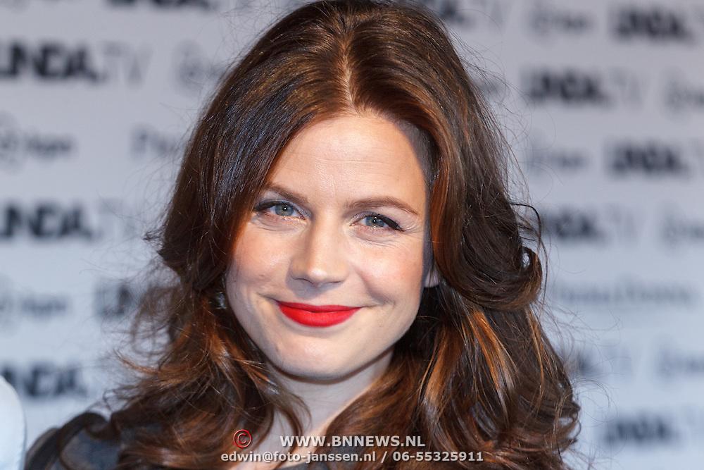 NLD/Amsterdam/20151026 - Lancering Linda TV, Elise Schaap
