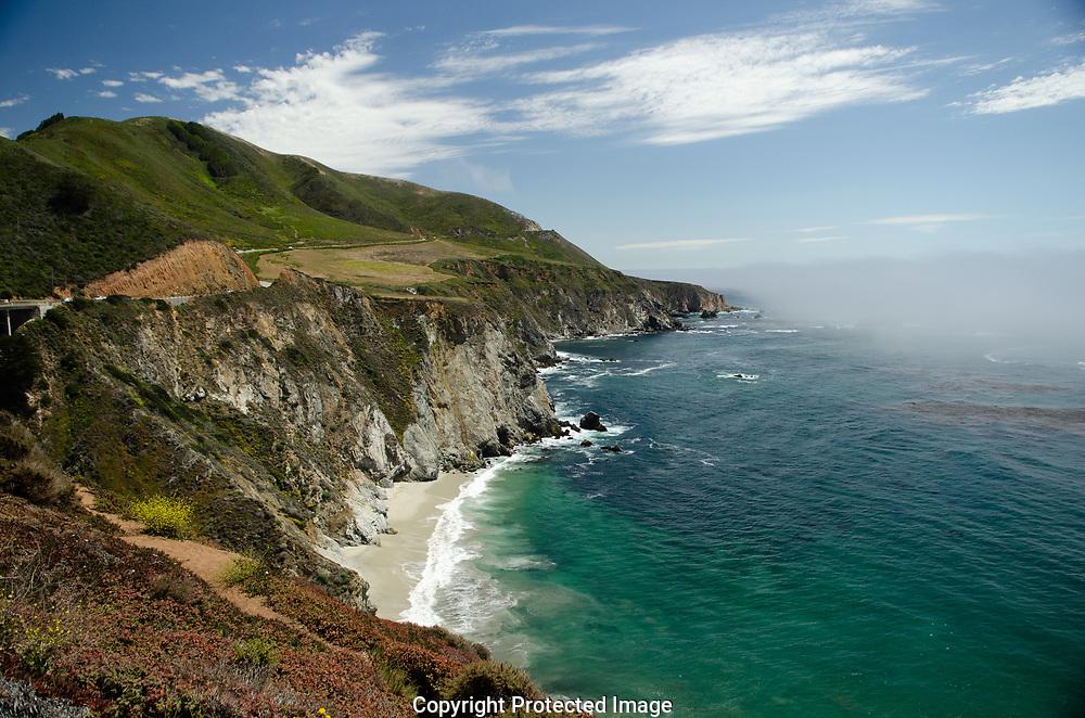 California; Big Sur
