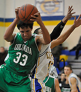 The Clearview boys varsity basketball team defeated visiting Columbia on Friday, December 17, 2010.