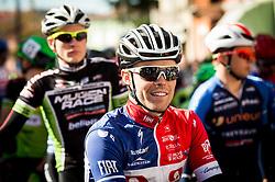 BORSO Andrea(ITA) of Adria  Mobil during the UCI Class 1.2 professional race 4th Grand Prix Izola, on February 26, 2017 in Izola / Isola, Slovenia. Photo by Vid Ponikvar / Sportida