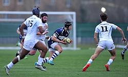 Ethan Organ - Clifton College of Bristol Academy U18 - Mandatory by-line: Paul Knight/JMP - 07/01/2017 - RUGBY - SGS Wise Campus - Bristol, England - Bristol Academy U18 v Exeter Chiefs U18 - Premiership U18 League