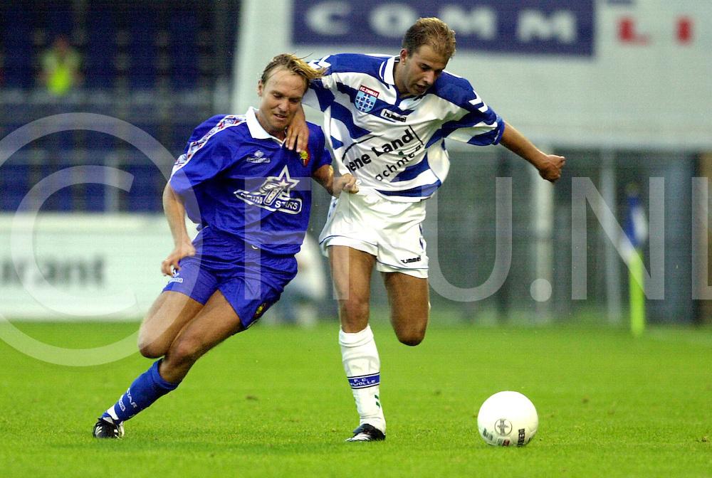 fotografie frank uijlenbroek©2001 michiel van de velde.010825 zwolle ned.voetbalwedstrijd fc zwolle tegen stormvogels/telstar