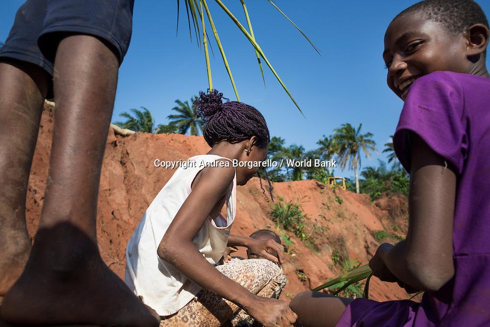 Nigeria, Imo State, NEWMAP, World Bank Gully erosion