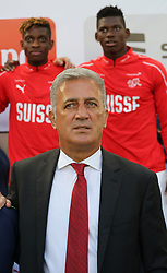 Switzerland's head coach Vladimir Petkovic during Spain v Switzerland international friendly match in Villareal, Spain, June 3, 2018. The game finished in a 1-1 draw. Photo by Giuliano Bevilacqua/ABACAPRESS.COM