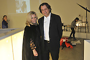 AMANDA WILKINSON; ANTHONY WILKINSON, Wallpaper* Design Awards. Wilkinson Gallery, 50-58 Vyner Street, London E2, 14 January 2010 *** Local Caption *** -DO NOT ARCHIVE-© Copyright Photograph by Dafydd Jones. 248 Clapham Rd. London SW9 0PZ. Tel 0207 820 0771. www.dafjones.com.<br /> AMANDA WILKINSON; ANTHONY WILKINSON, Wallpaper* Design Awards. Wilkinson Gallery, 50-58 Vyner Street, London E2, 14 January 2010