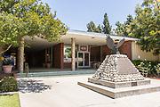 El Monte Civic Center Front Entrance