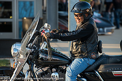 The Harley-Davidson Museum hosted a ride-in bike show and was one of the official venues for the Milwaukee Rally.  Milwaukee, WI, USA. Saturday, September 3, 2016. Photography ©2016 Michael Lichter.