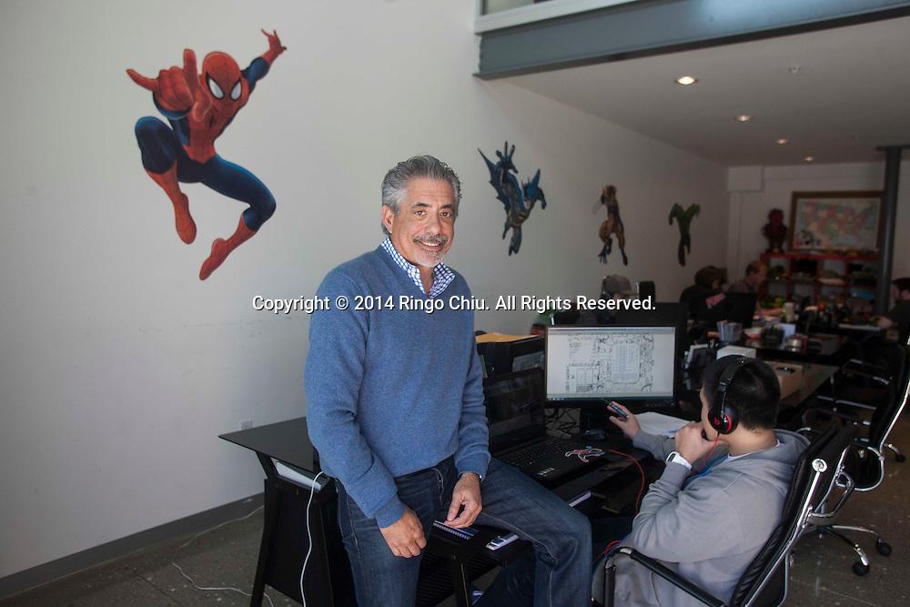 John Mancaluso, CEO, Wizard World. (Photo by Ringo Chiu/PHOTOFORMULA.com)