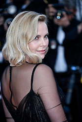 Charlize Theron attending the Soiree 70eme Anniversaire during the 70th Cannes Film Festival on May 23, 2017 in Cannes, France. Photo by Julien Zannoni/APS-Medias/ABACAPRESS.COM